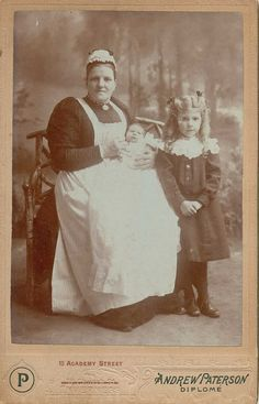 Victorian Nanny